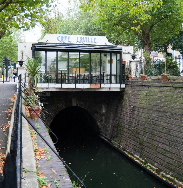 Cafe Over Regent S Canal London England Grown Up