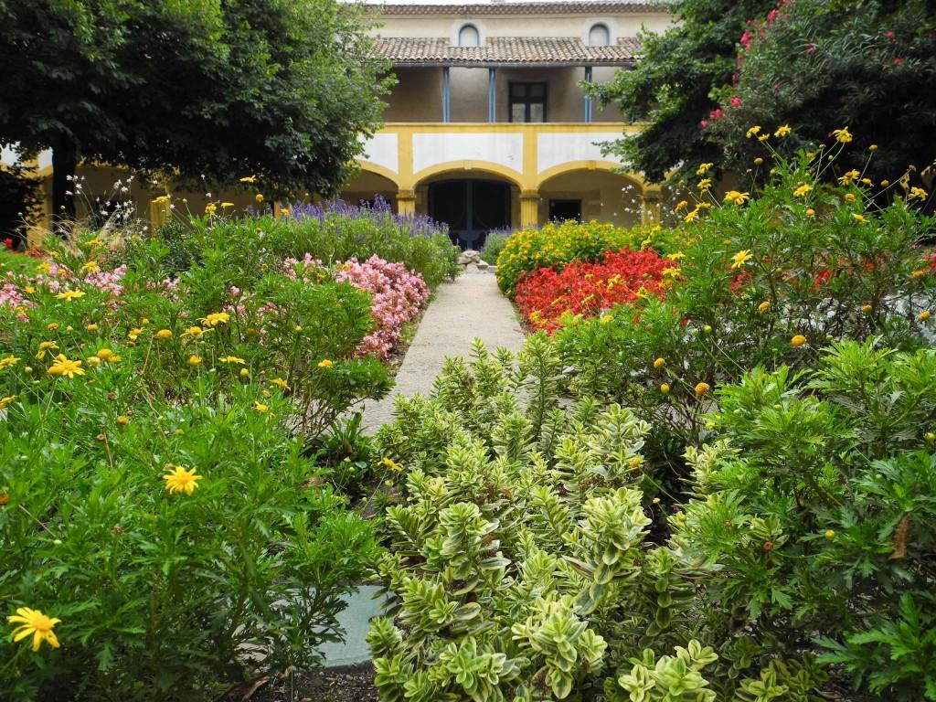 Van Gogh's Garden