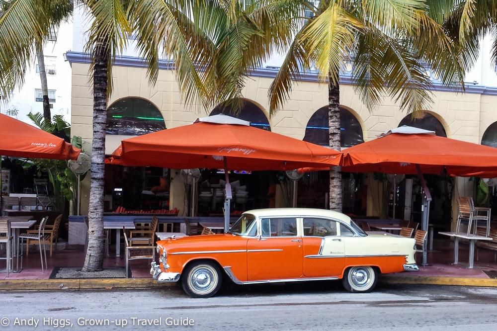 Classic car, Miami