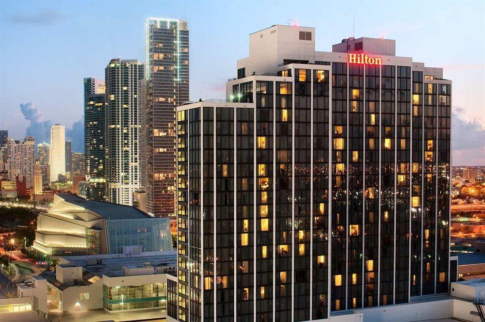Exterior Hilton