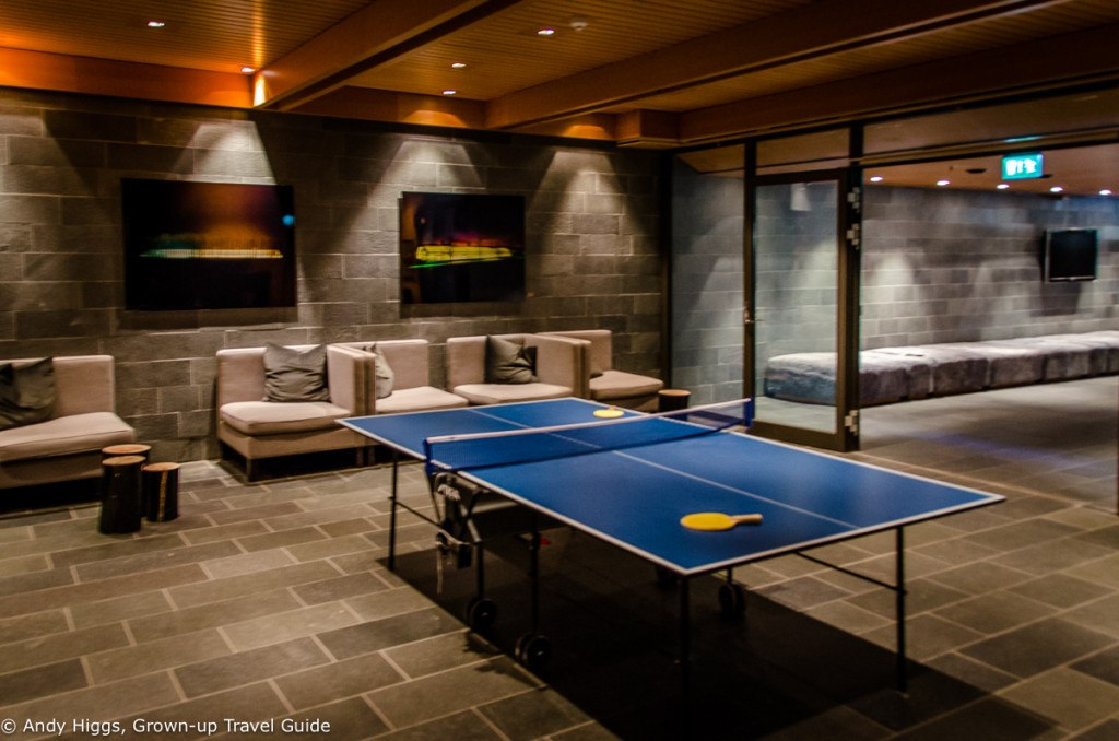Copperhill games room 2