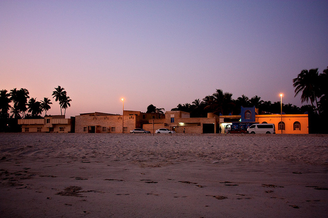 Oman Beach Houses