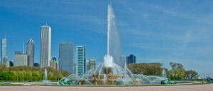 Read more about the article Grown-up Travel Guide Daily Photo: Buckingham Fountain in Grant Park, Chicago, USA
