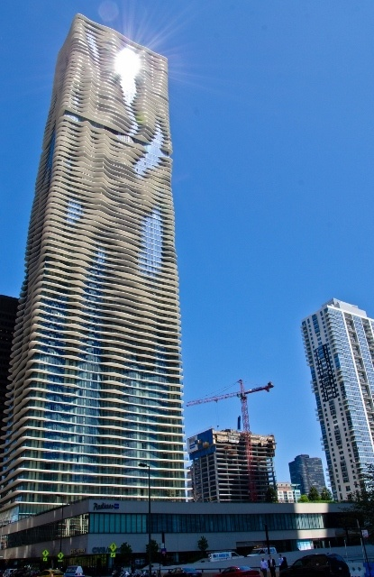 Read more about the article Hotel Review – Radisson Blu Aqua Hotel, Chicago, USA