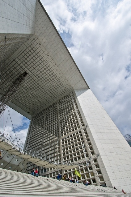 La Grande Arche De La D 233 Fense Paris France Grown Up