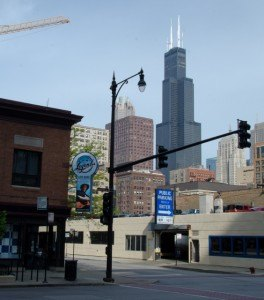 Read more about the article Grown-up Travel Guide Daily Photo: Buddy Guy's Legends and the Sears Tower, Chicago, USA