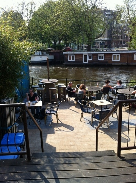 Read more about the article Fun in the sun – 5 outdoor activities in Amsterdam