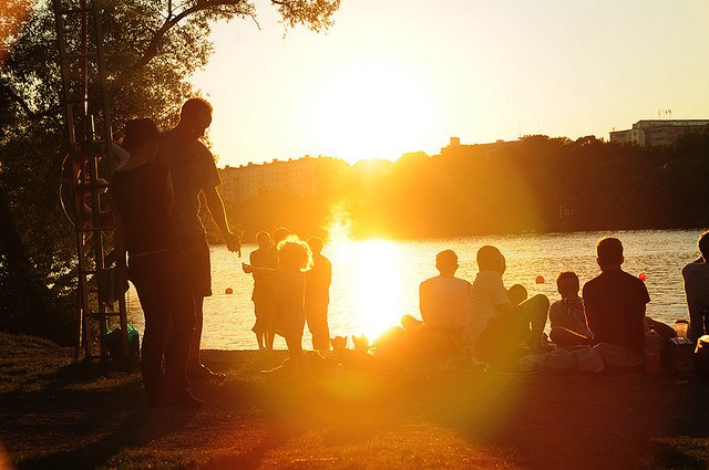 Read more about the article Fun in the sun – 5 outdoor activities in Stockholm