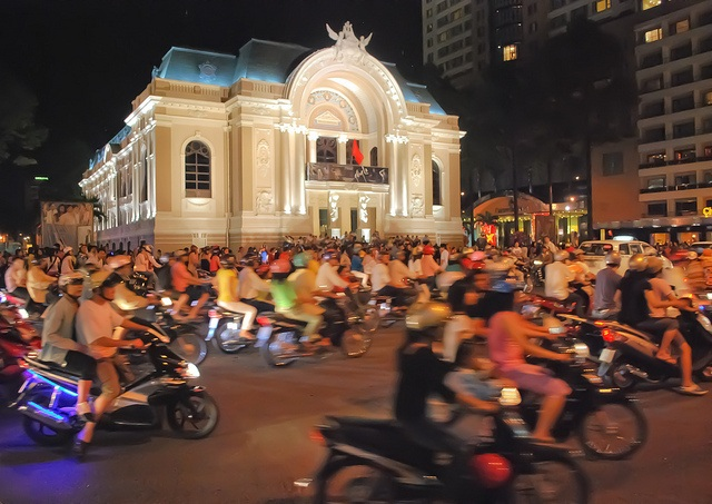 Read more about the article Ho Chi Minh Today: From Small Fishing Village to Today's Metropolis