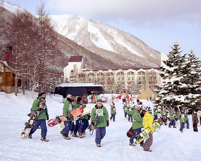 Read more about the article 6 of the best…Ski Resorts in Japan