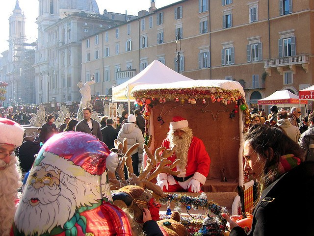 Read more about the article The best Christmas markets  in Rome
