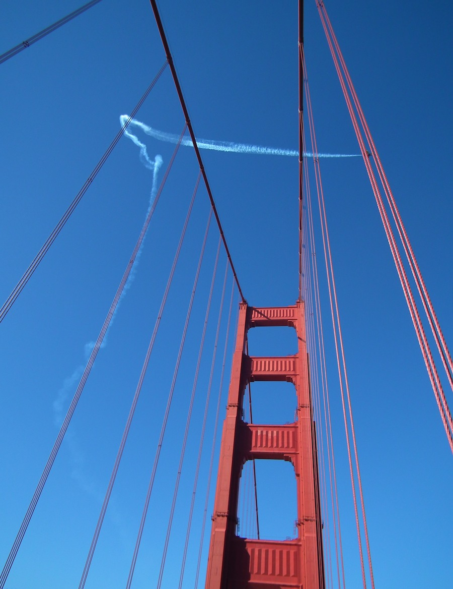 Read more about the article First impressions – a Canadian in San Francisco