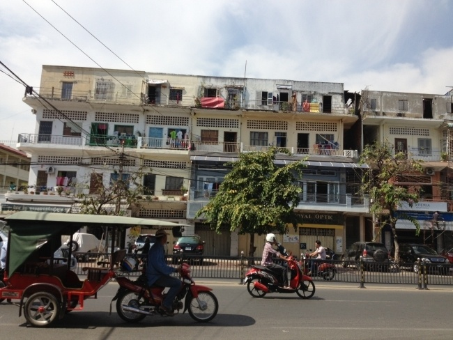Read more about the article First impressions – a Kiwi in Cambodia