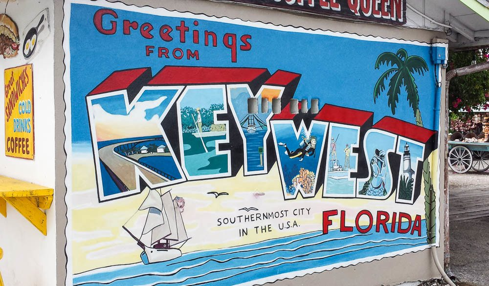 Read more about the article Grown-up Travel Guide Daily Photo: Cuban Coffee Queen mural, Key West, USA