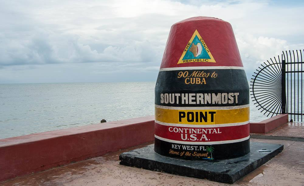 Read more about the article Grown-up Travel Guide Daily Photo: The Southernmost Point, Key West, USA