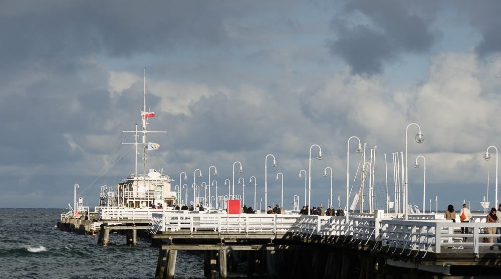 Read more about the article Grown-up Travel Guide's Best Photos: The Pier, Sopot, Poland
