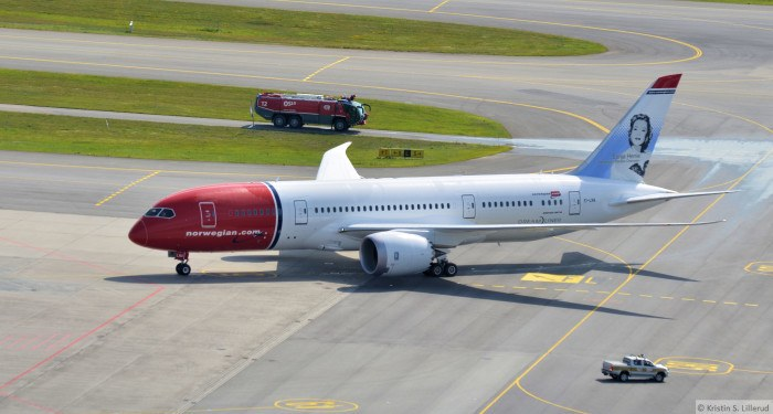 Read more about the article Flight report: Norwegian's Dreamliner from Oslo to New York