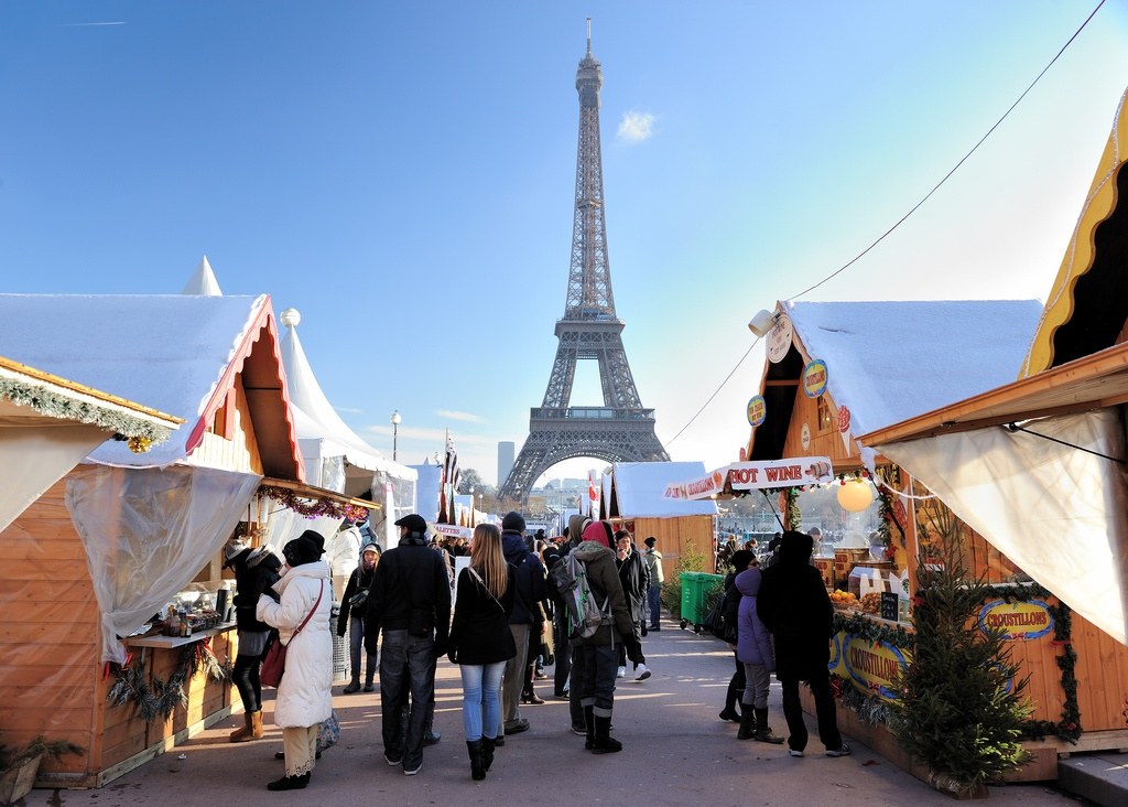Read more about the article The best Christmas markets in Paris
