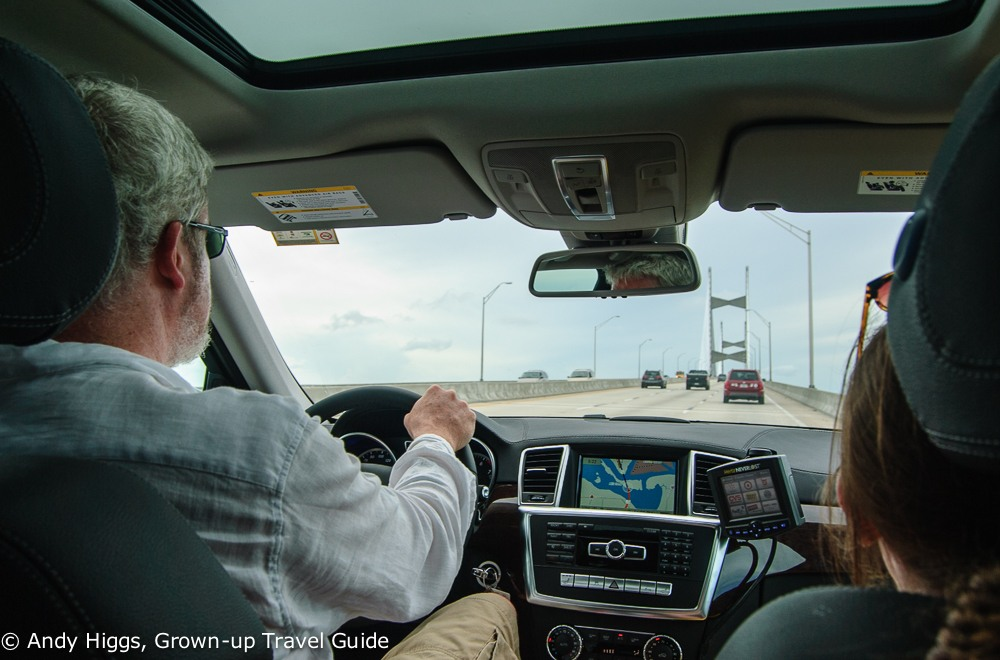 Read more about the article First impressions – a Limey driving in the USA