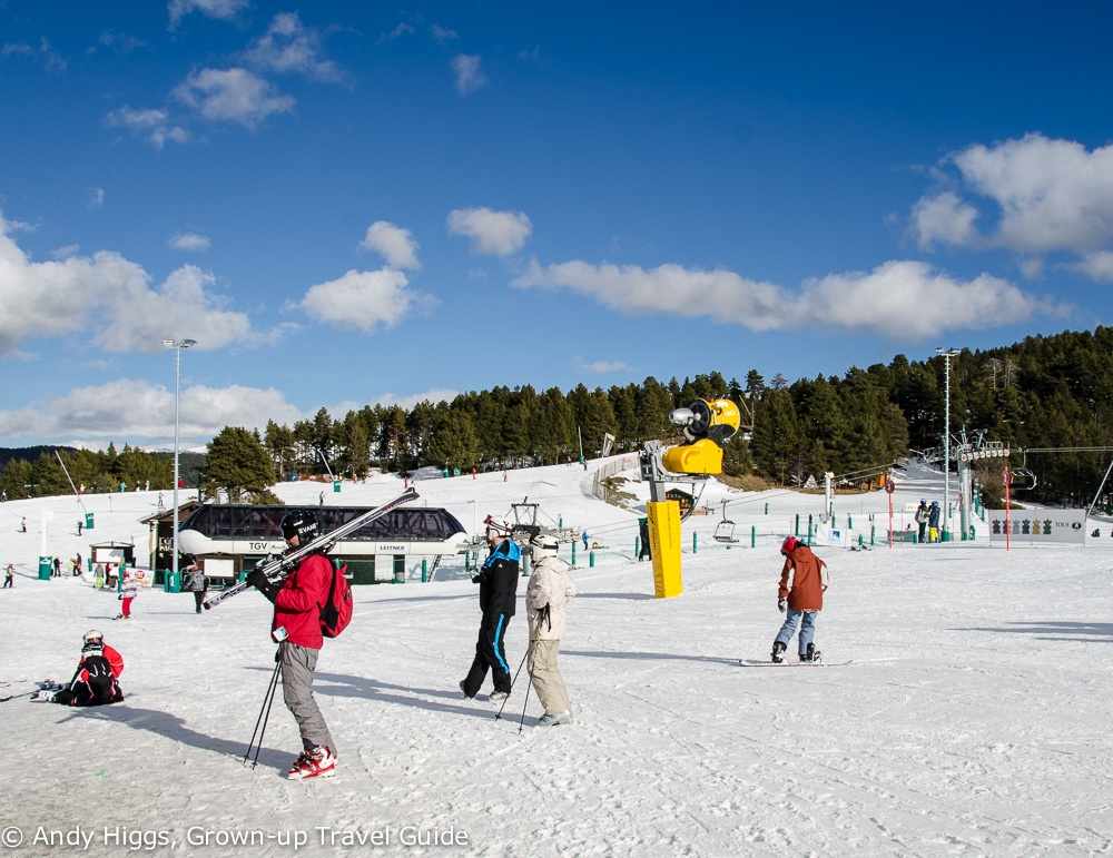Read more about the article For the best value ski resort in Europe, head to Spain