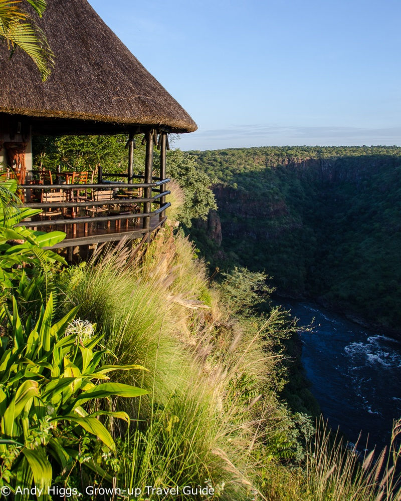 Read more about the article Experiencing life on the edge at Gorges Lodge, Zimbabwe