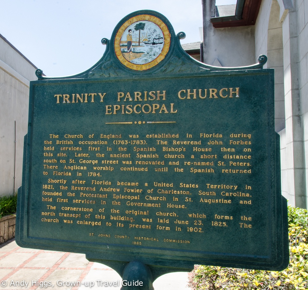 Trinity Parish Church