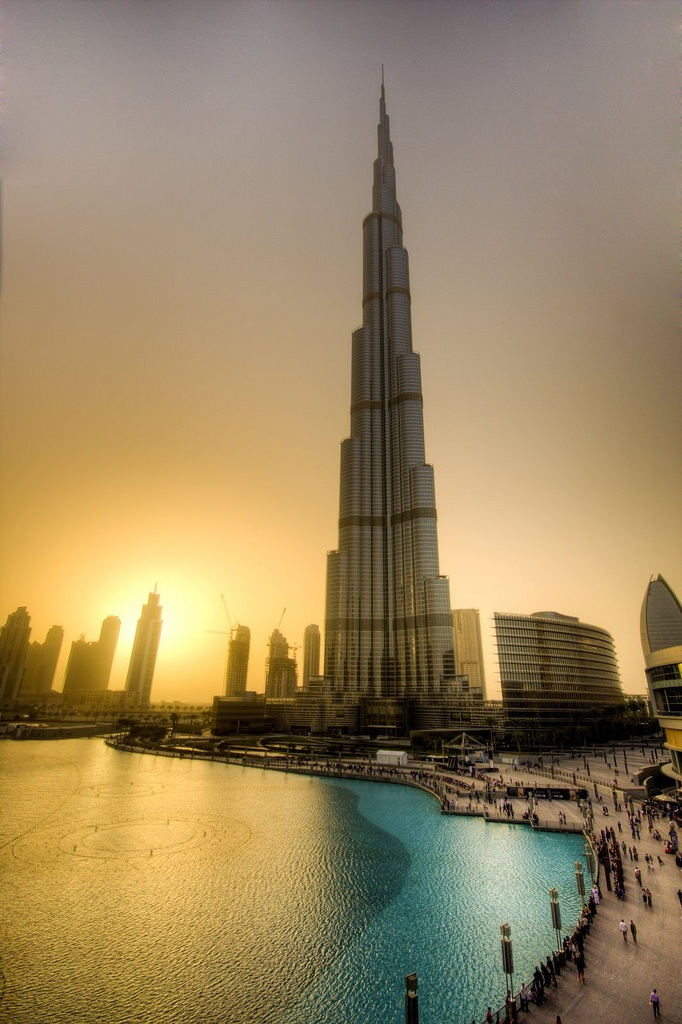 Read more about the article 6 of the best…dining experiences in Dubai