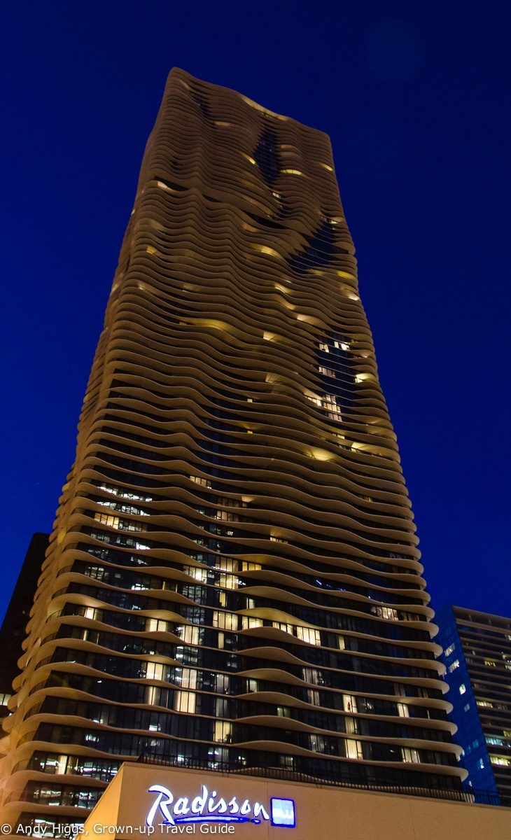 Read more about the article Hotel Review – Radisson Blu Aqua Hotel, Chicago, USA (2014 update)