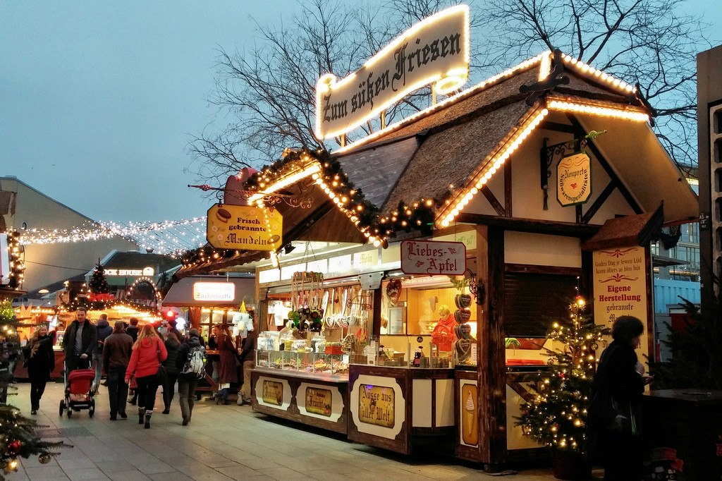 Read more about the article The best Christmas markets in Amsterdam