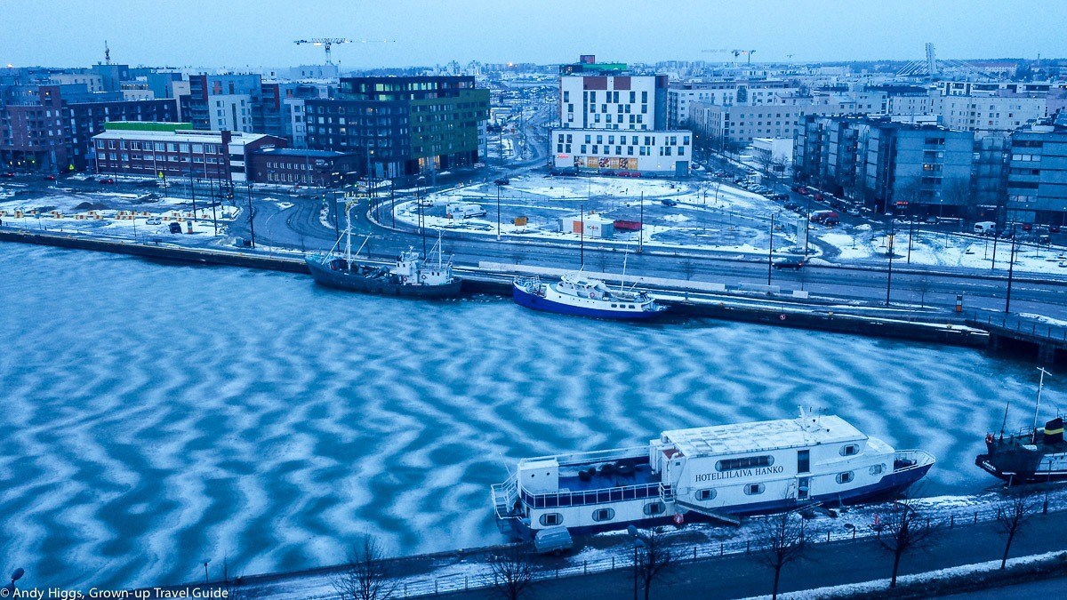 Read more about the article Grown-up Travel Guide's Best Photos: Frozen waves, Helsinki, Finland