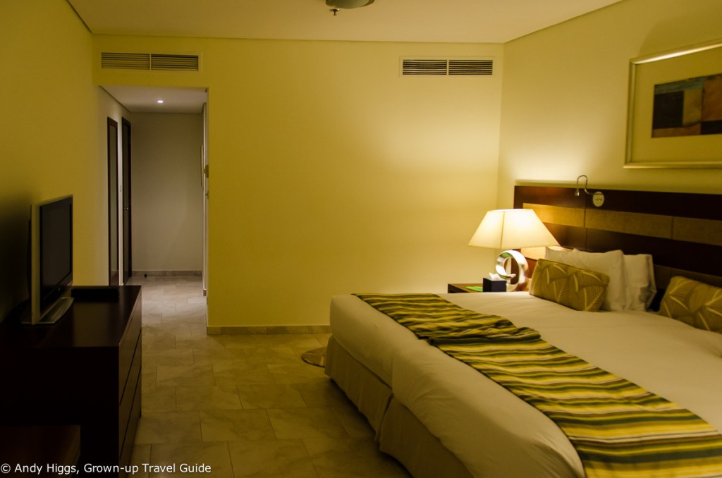 JA Oasis Beach Tower - bedroom, hall