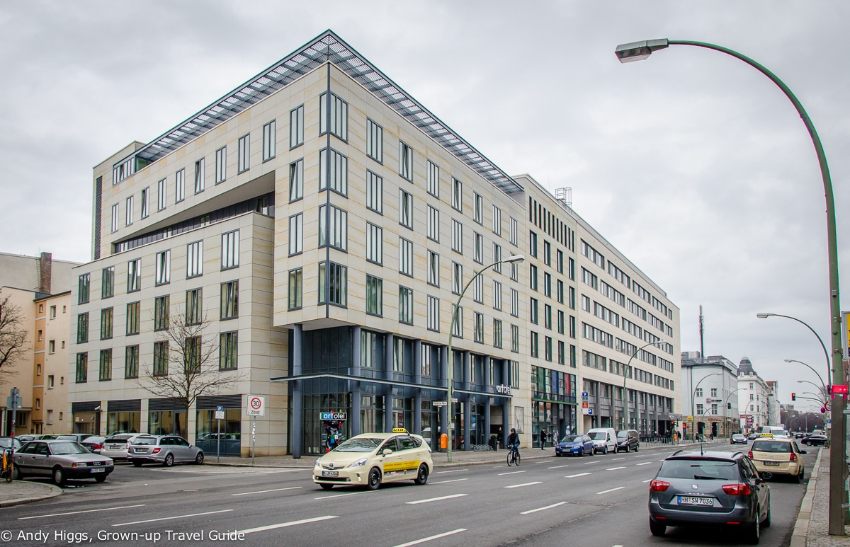 Read more about the article Hotel Review – art'otel berlin city center west, Germany