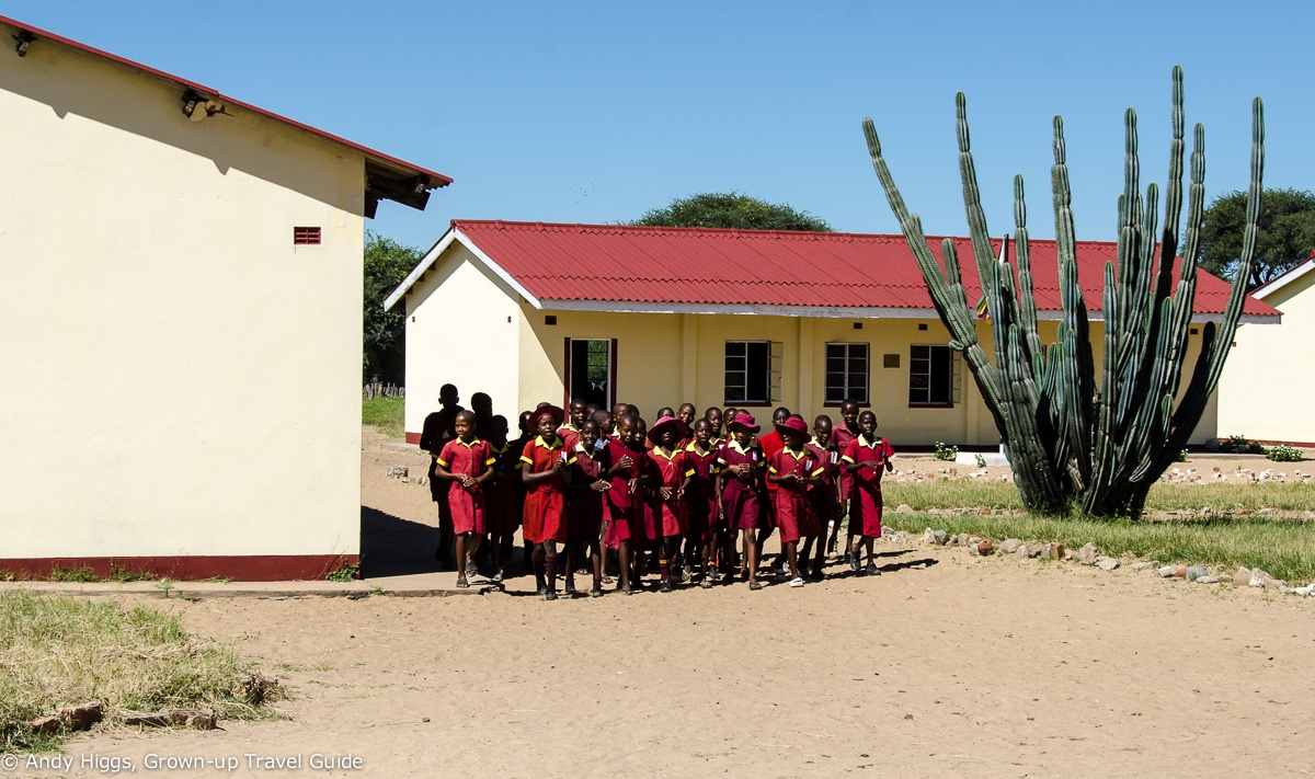 Read more about the article The positive impact of tourism – visiting Imvelo's social projects in Zimbabwe
