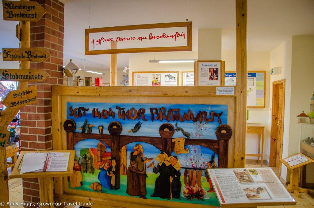 Bratwurst museum 1