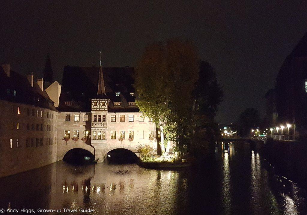 Nurnberg at night 1