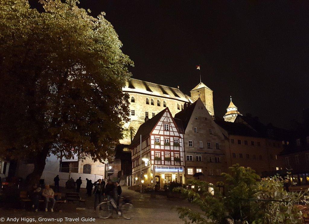 Nurnberg at night 2