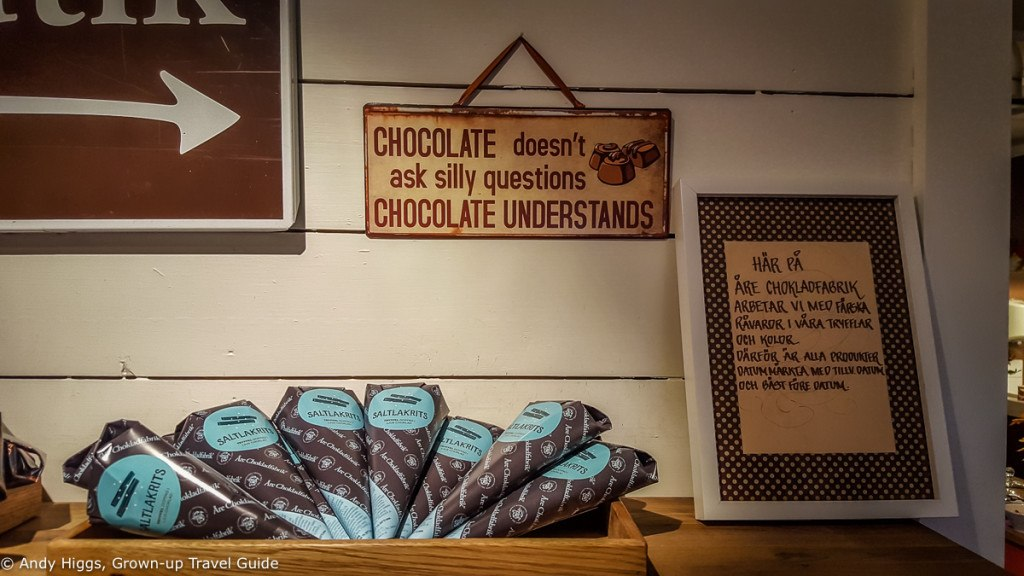 Are chocolate factory 1