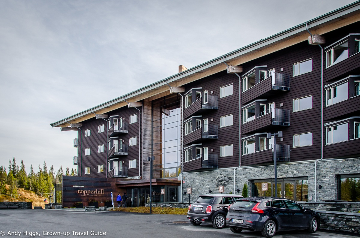 Read more about the article Something for the weekend – Copperhill Mountain Lodge, Åre, Sweden