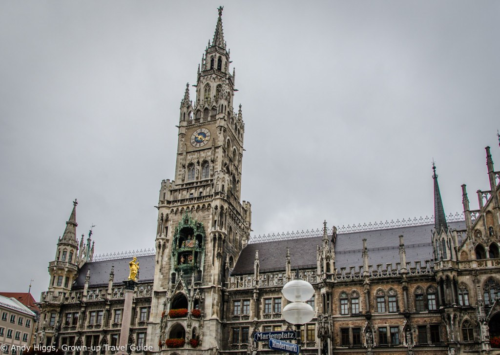 Munich city tour 1