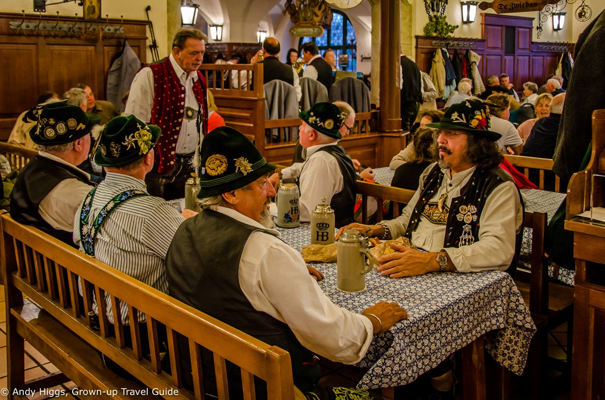 You are currently viewing The German Wurst Adventure: Part Six – Munich