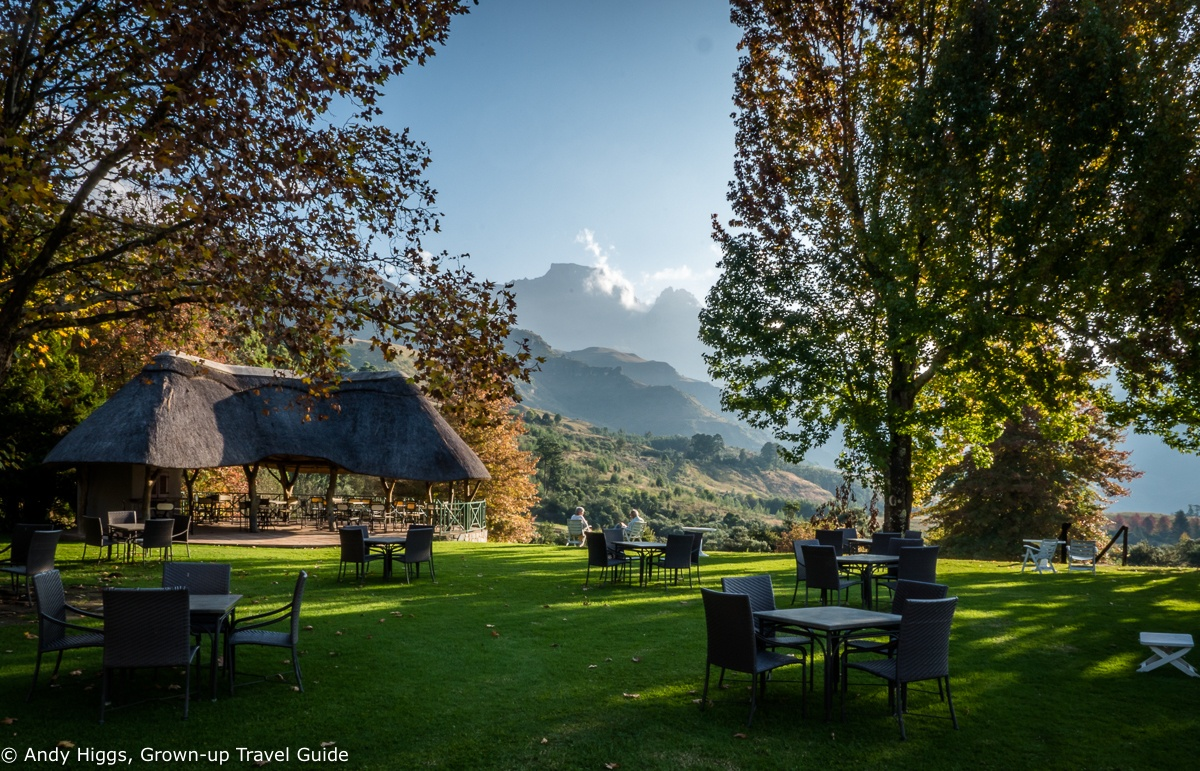 You are currently viewing Road Tripping in South Africa: Part 4 – Champagne Castle Hotel, Drakensburg