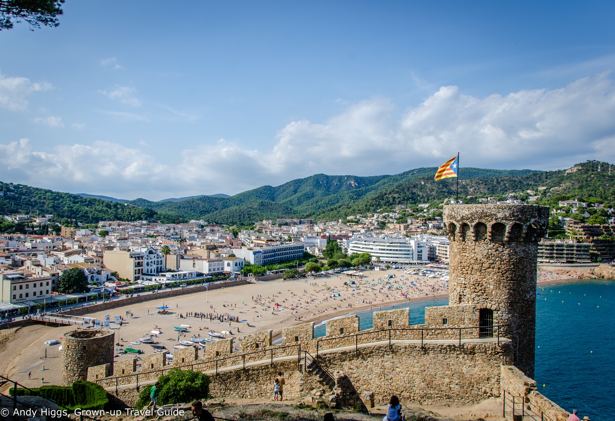 Read more about the article Pearls of the Costa Brava – Tossa de Mar