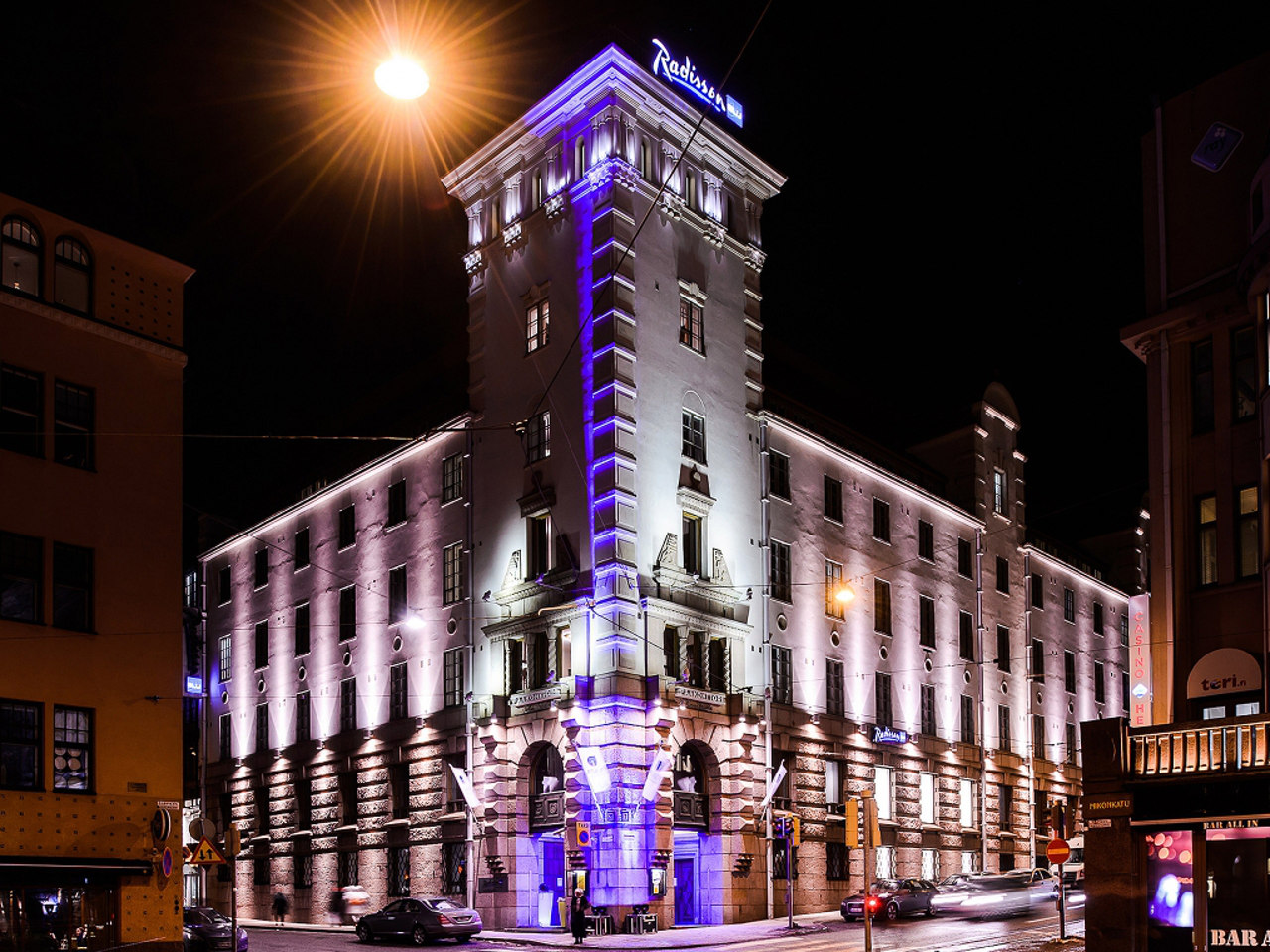 Read more about the article Hotel Review – Radisson Blu Plaza, Helsinki, Finland