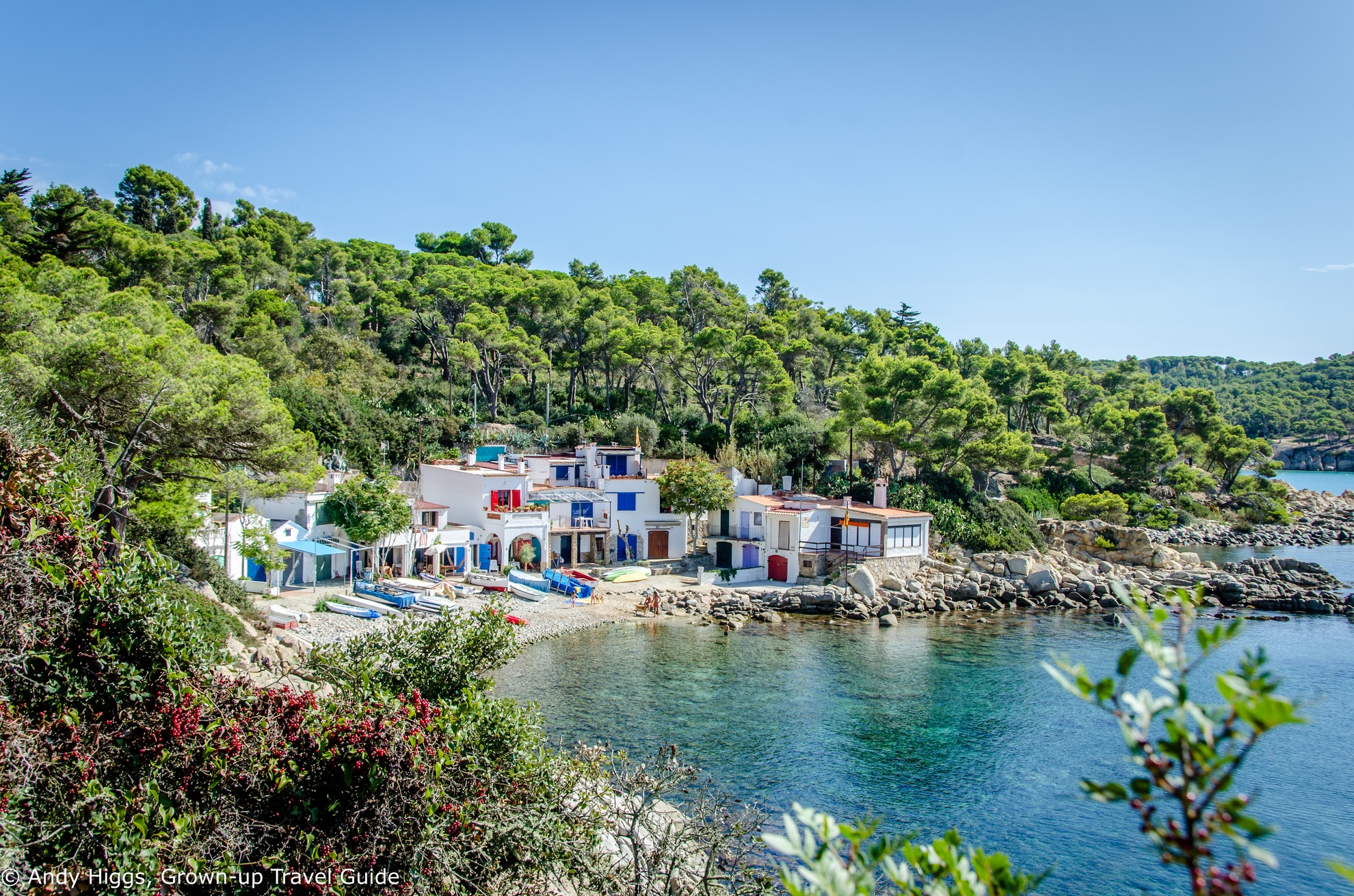 Read more about the article Pearls of the Costa Brava – Palamos