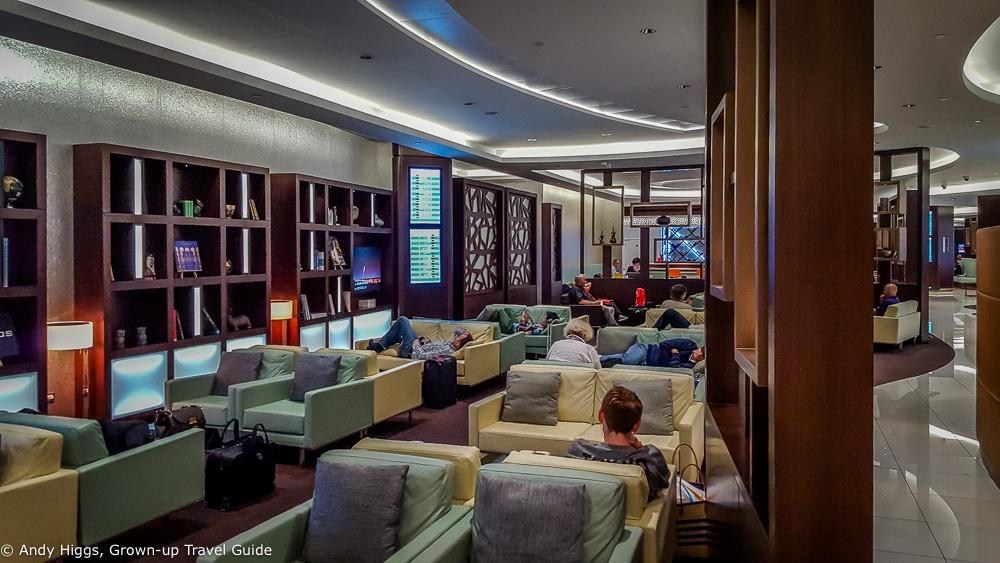 Abu Dhabi lounge 3