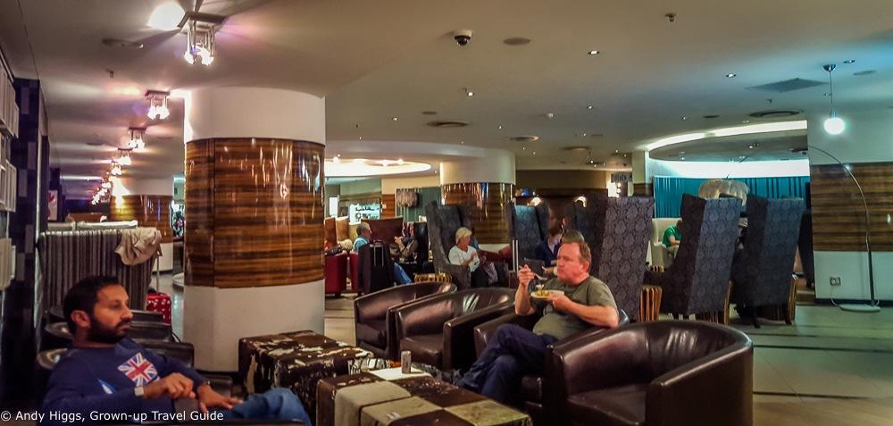 Joburg lounge