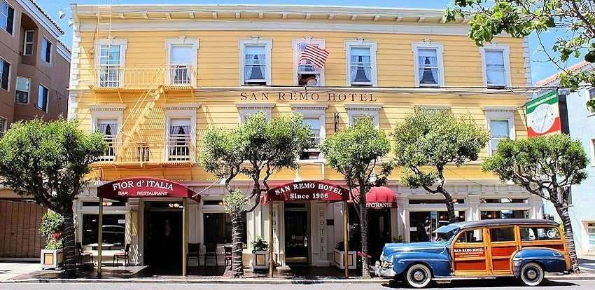 Read more about the article Hotel Review – San Remo Hotel, San Francisco, USA