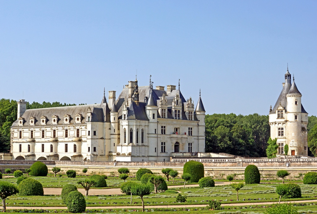 Read more about the article 6 of the best: Loire Valley castles