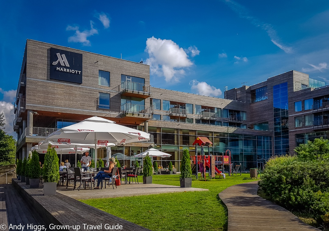 Read more about the article Hotel Review – Sopot Marriott Resort & Spa, Poland