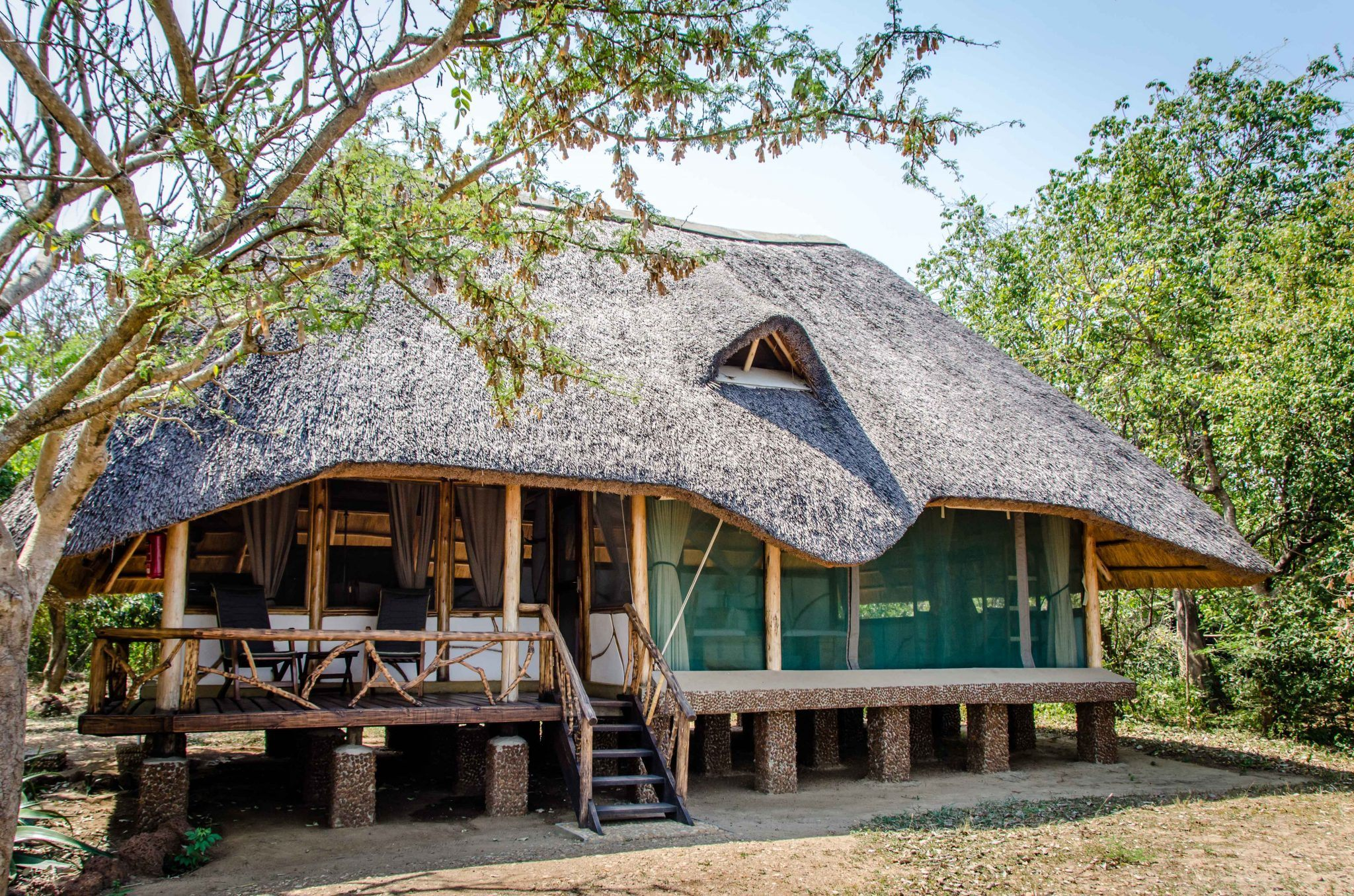 Read more about the article Accommodation Review: Baker's Lodge, Murchison National Park, Uganda